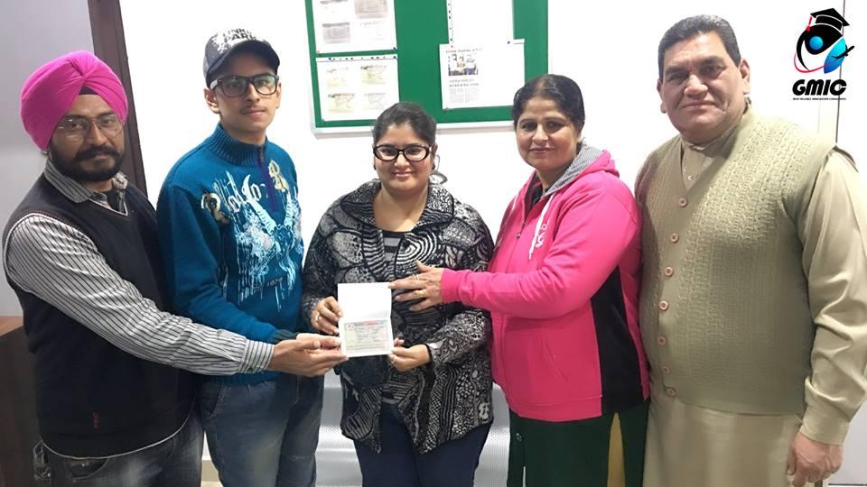 Nitesh Talwar : Medicine Hat College